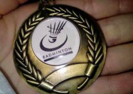 NZ Badminton National Team Champs