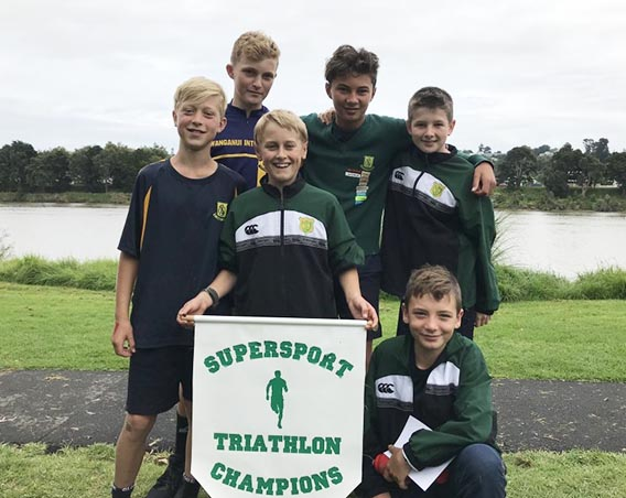 Supersports Triathlon Champions