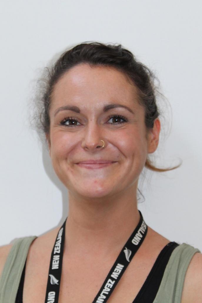 Michaela Luxton